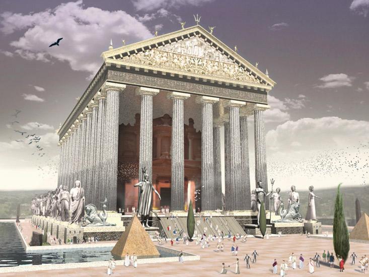 poseidon-temple