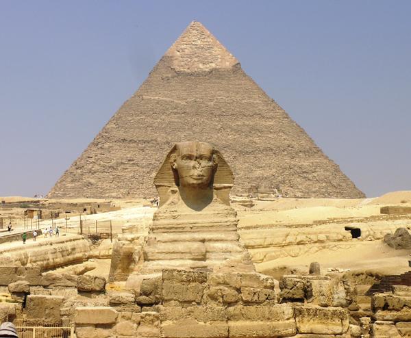 Datování cizinců v Egyptě