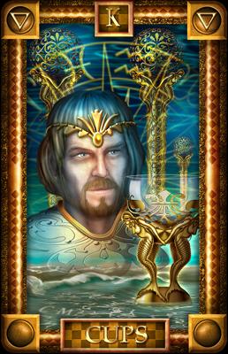 Tarot Snu Pohary Kral Poharu